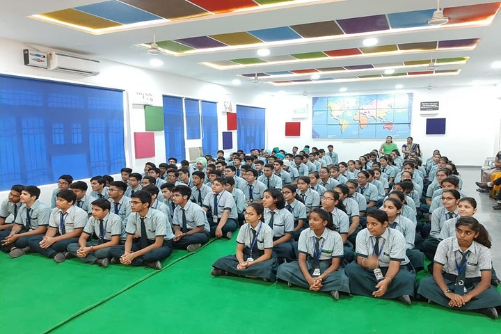 Satluj Public School-Seminar