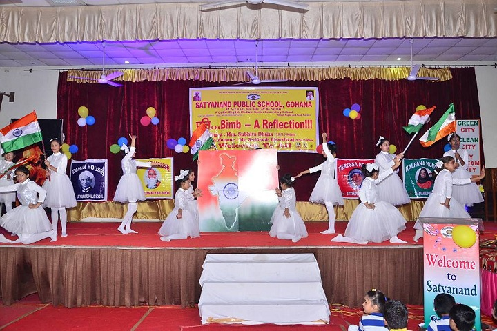 Satyanand Public School-Celebration