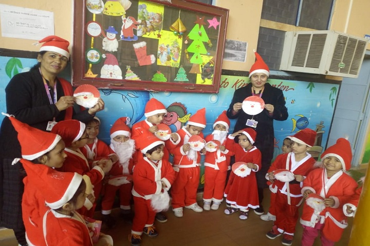 Satyanand Public School-Christmas Celebration