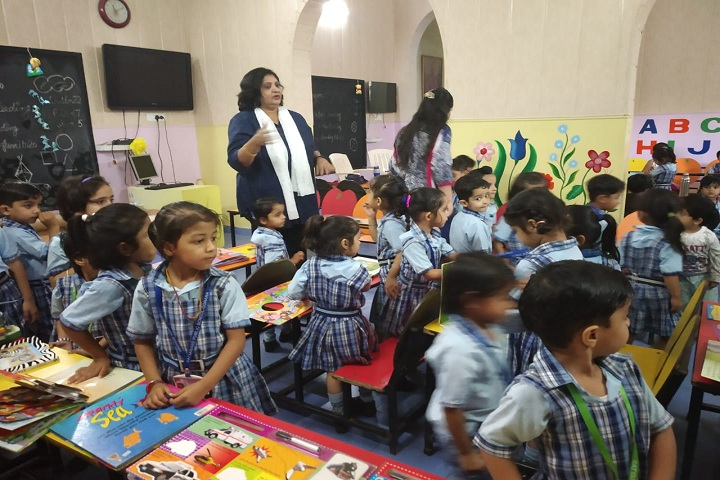 Satyanand Public School-Kids Activity