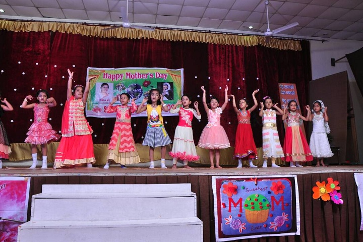 Satyanand Public School-Mothers day Celebration