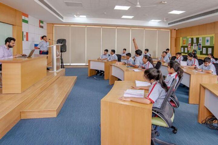 SCJ World Academy-Classroom