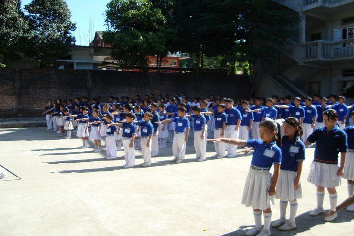 Green Mount School-Assembly
