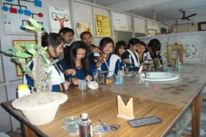 Green Mount School-Biology Lab