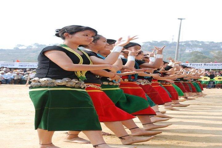 Green Mount School-Cultural dance