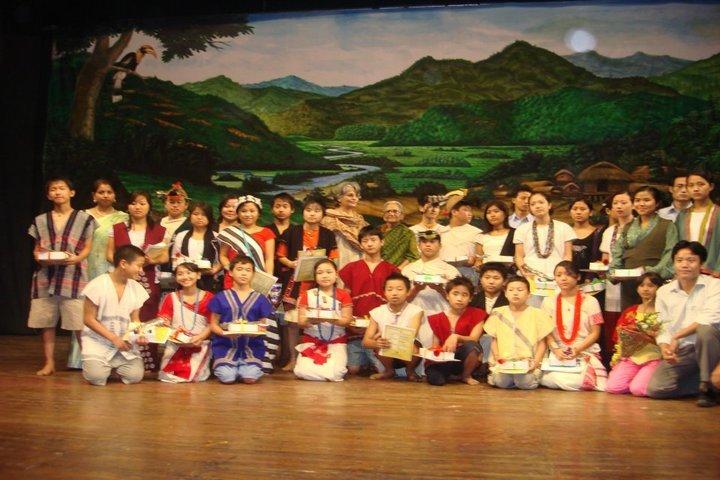 Green Mount School-Event
