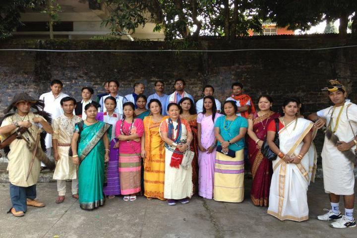 Green Mount School-Teachers day