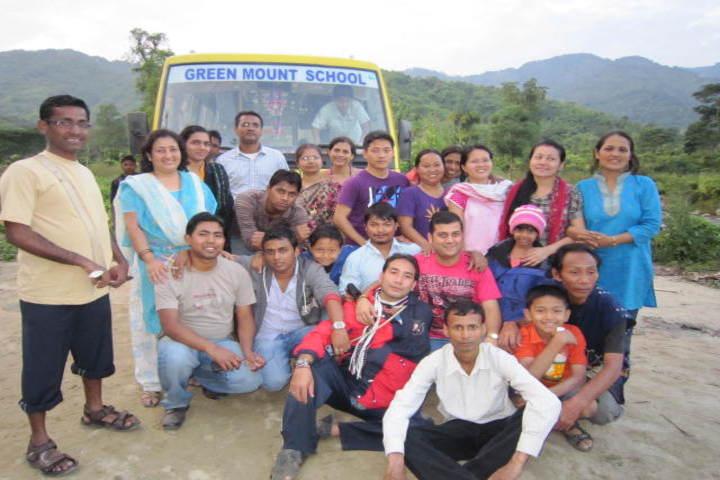 Green Mount School-Transport
