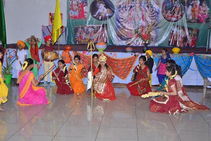 S D Senior Secondary School-Cultural Program
