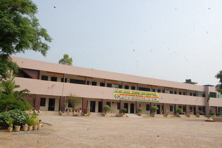 S D Senior Secondary School-School View
