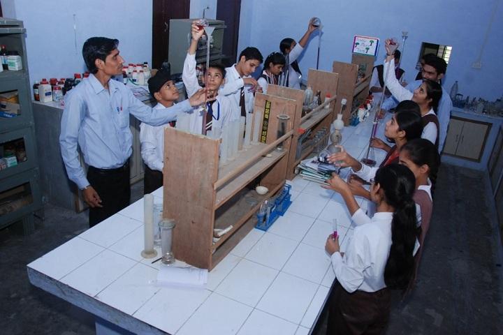 S D Senior Secondary School-Science Lab