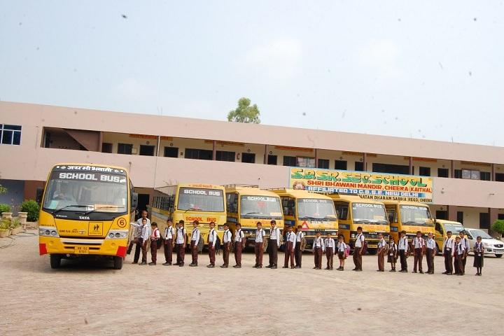 S D Senior Secondary School-Transport