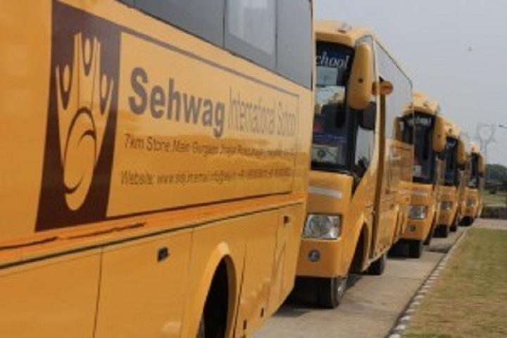 Sehwag International School-Transport