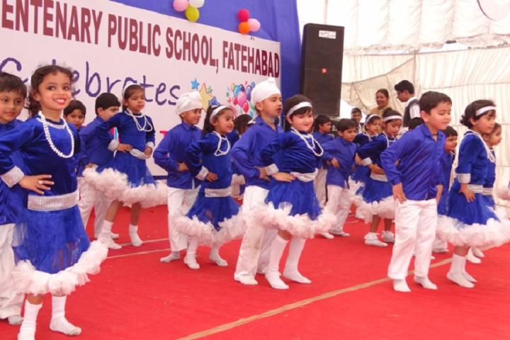 Seth Badri Parsad D A V Centenary Public School-Cultural Program