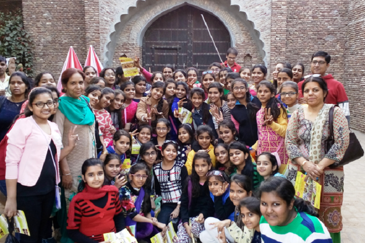 Seth Badri Parsad D A V Centenary Public School-Educational Tour