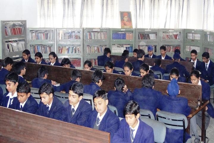 Seth Badri Parsad D A V Centenary Public School-Library