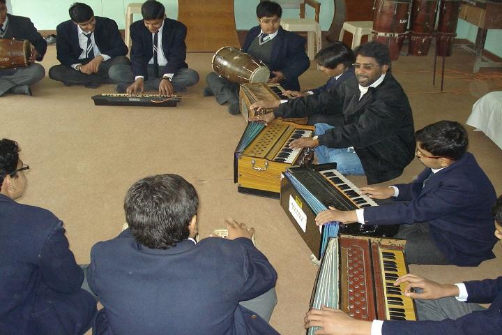 Seth Badri Parsad D A V Centenary Public School-Music Room