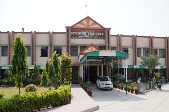 Seth Badri Parsad D A V Centenary Public School-School Building