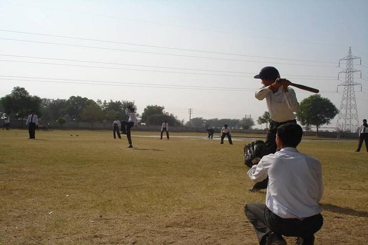 Seth Badri Parsad D A V Centenary Public School-Sports Ground