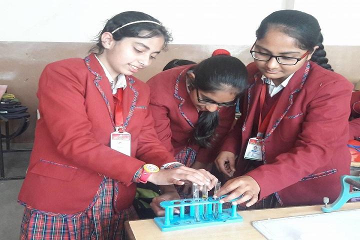 Seth Ramji Dass D A V Centenary Public School-Chemistry Lab