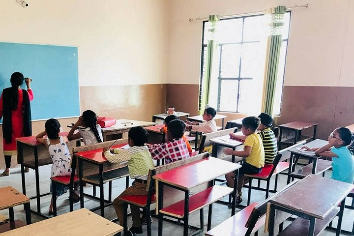 Seth Ramji Dass D A V Centenary Public School-Classroom