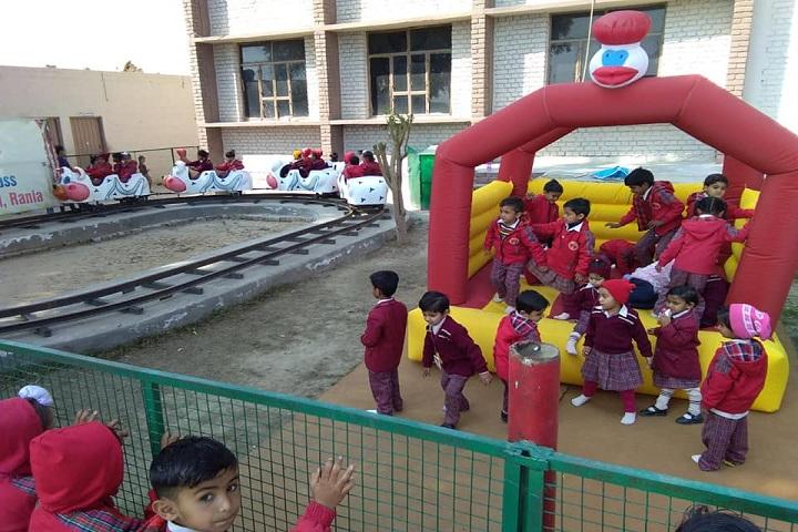 Seth Ramji Dass D A V Centenary Public School-Kids Play Area