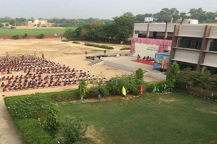 Seth Ramji Dass D A V Centenary Public School-PlayGround