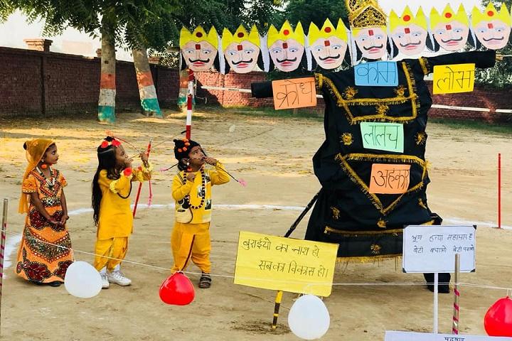 Seth Ramji Dass D A V Centenary Public School-Ramayana Event