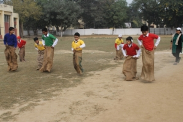 Seth Tek Chand Memorial Public School-Games