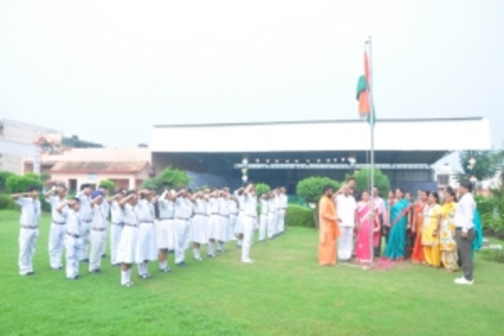 Seth Tek Chand Memorial Public School-Republic day