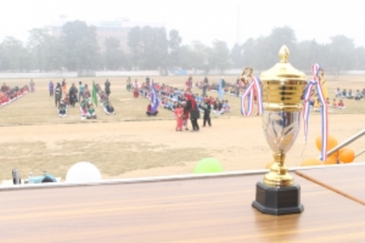 Seth Tek Chand Memorial Public School-Sports day