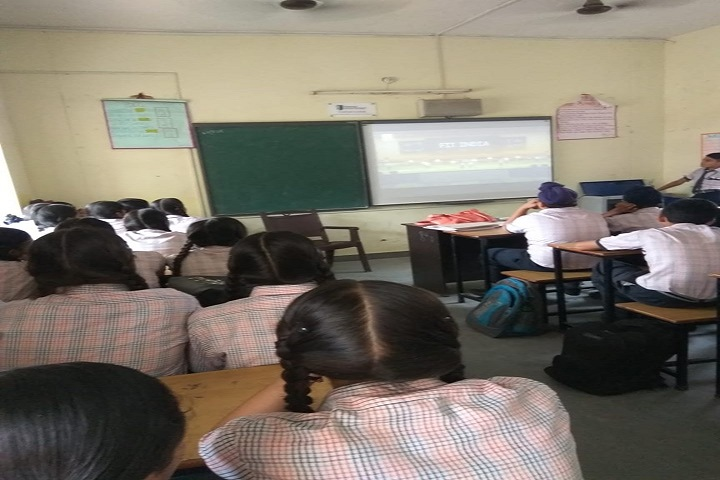 Sewa Samiti Little Angels Convent School-Digital Classroom