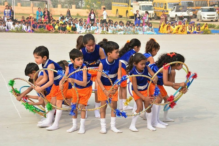 Sewa Samiti Little Angels Convent School-Gymnastics