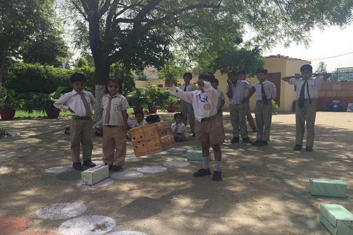 Shaheed Amar Singh Public School-Activities