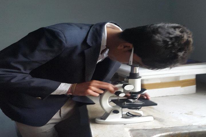 Shaheed Amar Singh Public School-Biology Lab