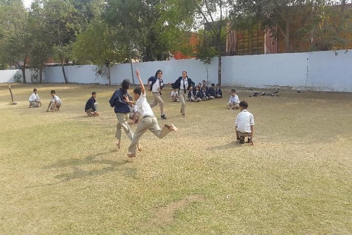 Shaheed Amar Singh Public School-Games