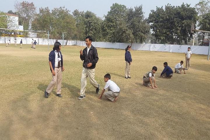 Shaheed Amar Singh Public School-Play Ground