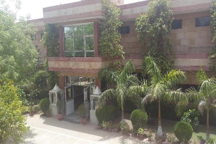 Shaheed Amar Singh Public School-School Building