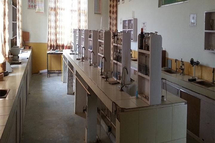 Shaheed Captain D K Khola Public School-Laboratory
