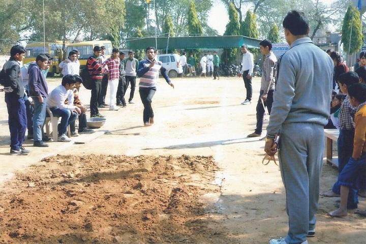 Shaheed Captain D K Khola Public School-Sports