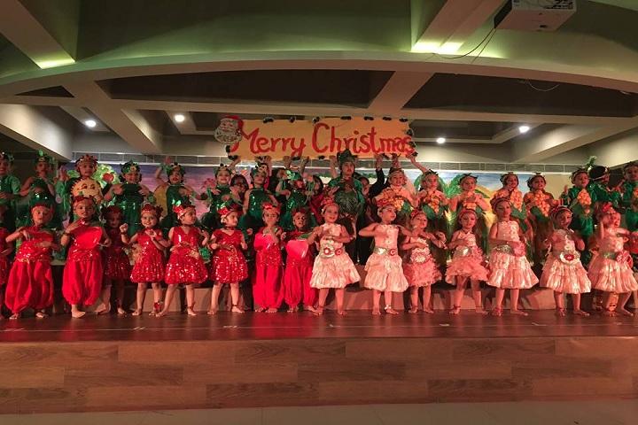 Shalom Presidency School-Christmas Celebration