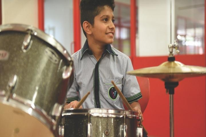 Shalom Presidency School-Music