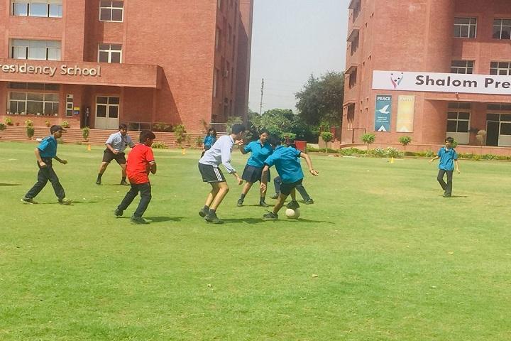 Shalom Presidency School-Sports
