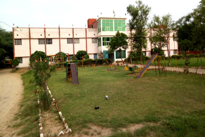Shastri Senior Secondary School-Kindergarden