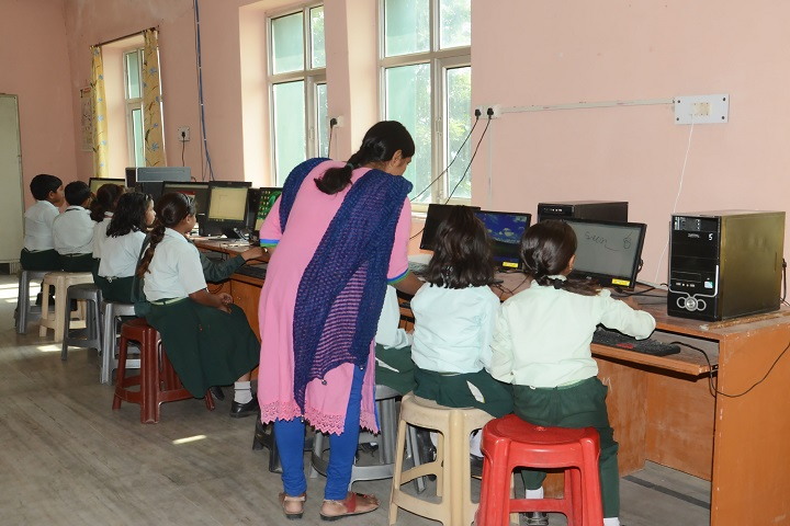Shaswat Chetna Senior Secondary School-IT-Lab