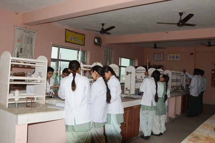 Shaswat Chetna Senior Secondary School-Chemistry-LAb