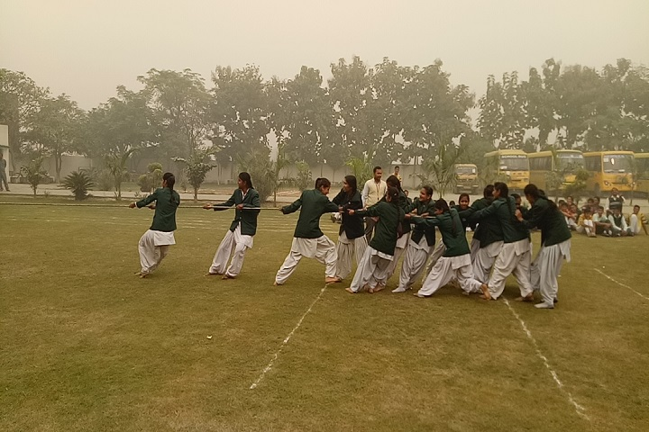Shaswat Chetna Senior Secondary School-Games