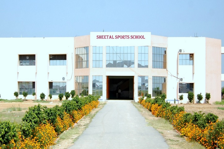 Sheetal Sports Senior Secondary School-Campus View