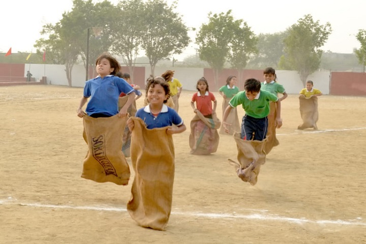 Sheetal Sports Senior Secondary School-Games