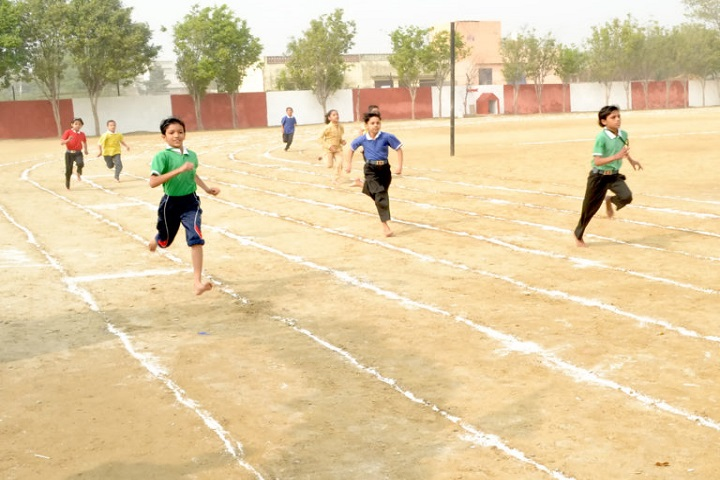Sheetal Sports Senior Secondary School-race